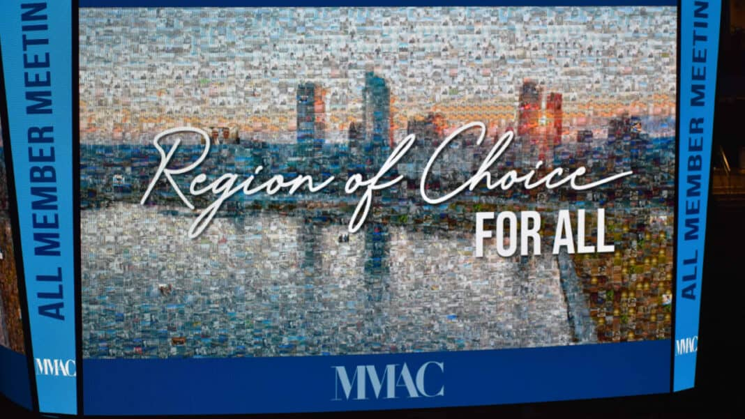 The Region of Choice initiative launched at MMAC's All Member meeting in September 2019.