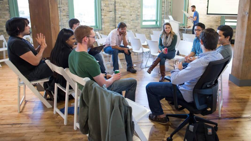 The Commons in Milwaukee ordinarily offers in-person entrepreneurship programs for college students. This summer, it's hosting a virtual internship program for students whose internship plans were disrupted by COVID-19.