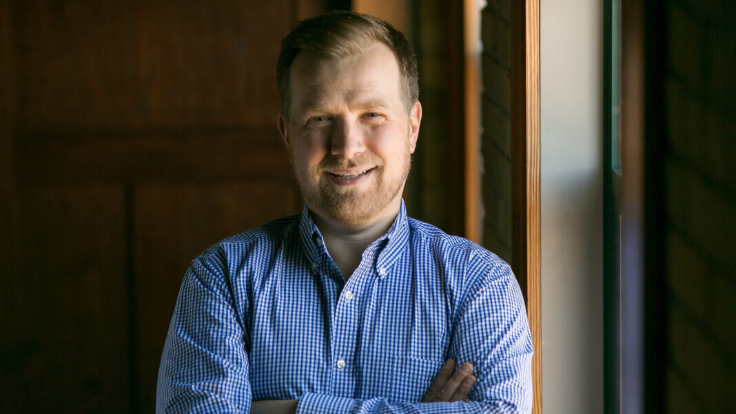 Kyle Weatherly, CEO and co-founder of Frontdesk