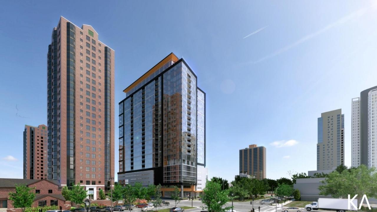 Rendering: Korb + Associates Architects