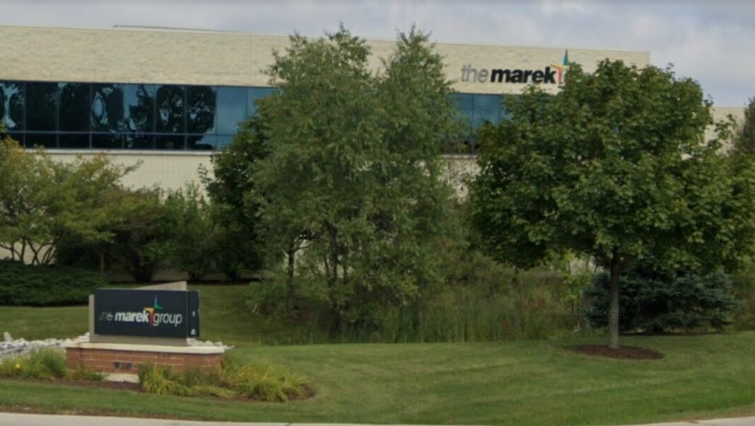 The Market Group headquarters in Pewaukee. Photo from Google.
