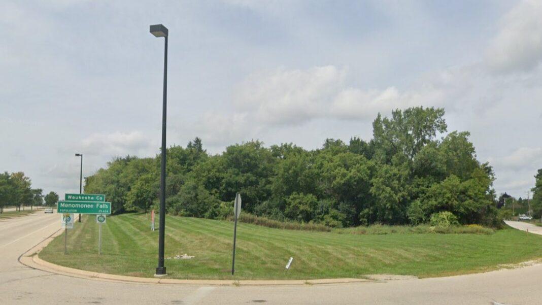 124th and Appleton, Menomonee Falls. Credit: Google