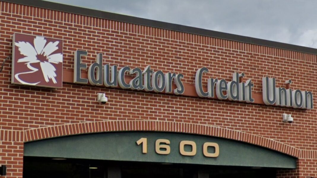 Educators Credit Union branch in Waukesha. Credit: Google