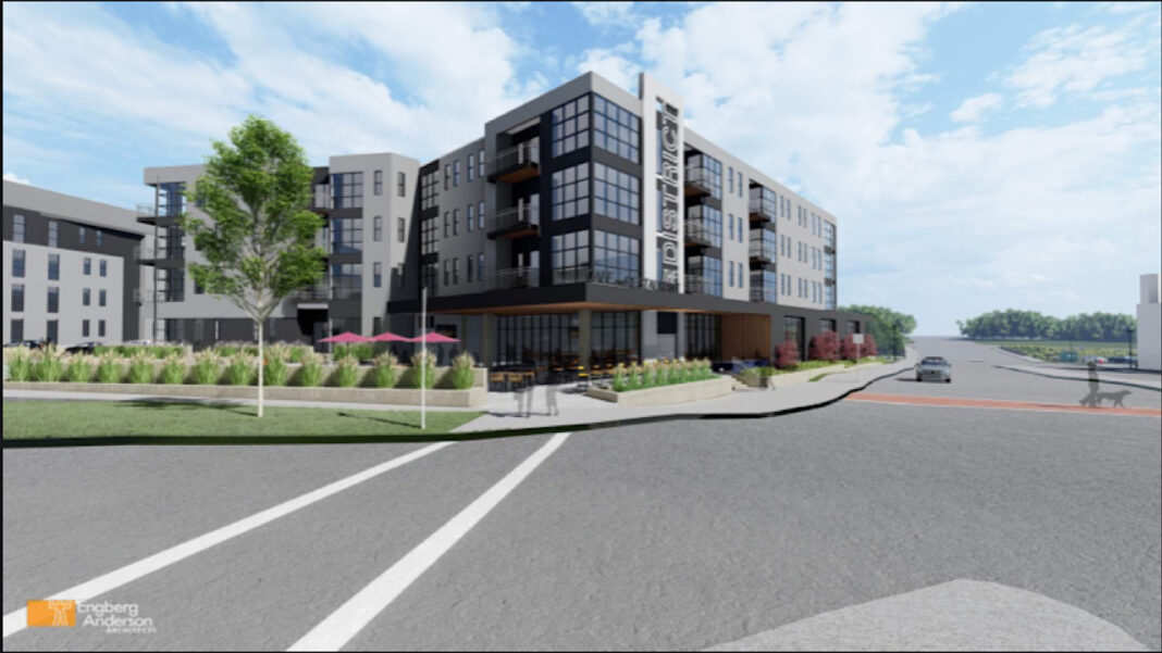HKS mixed-use project at former West Bend brewery site