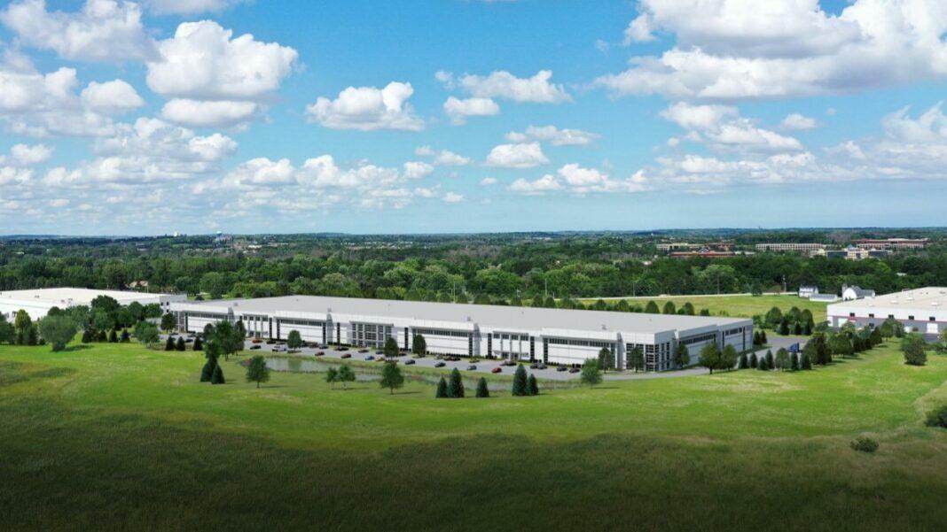 Rendering: Briohn Building Corp.