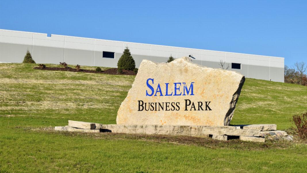 The Kenosha Area Business Alliance has led the development of the Salem Business Park.
