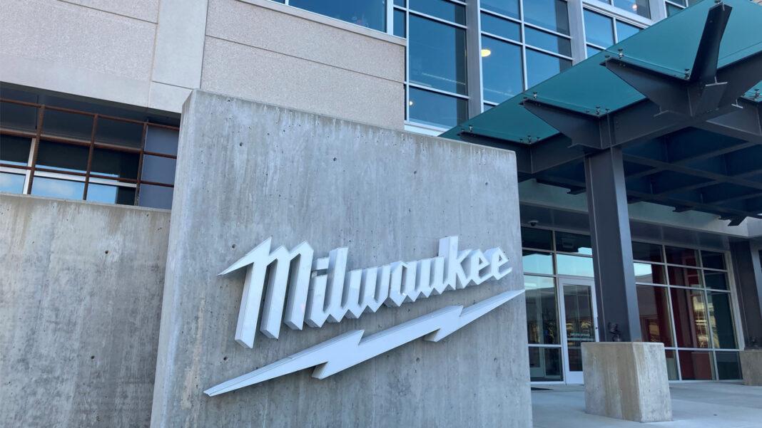 Milwaukee Tool's Brookfield campus.