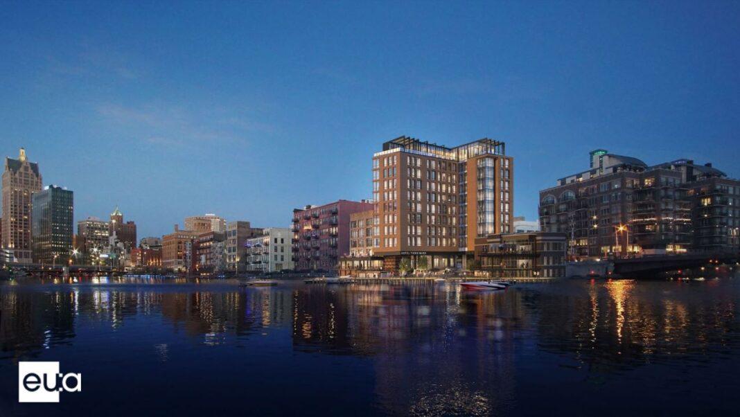 Rendering: Eppstein Uhen Architects