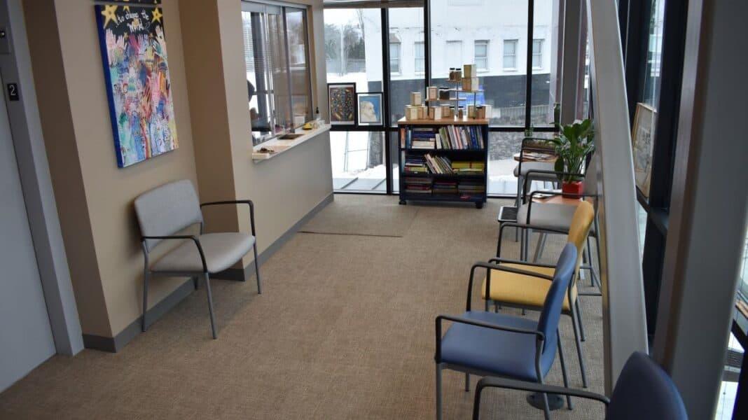 Shalem Healing lobby area