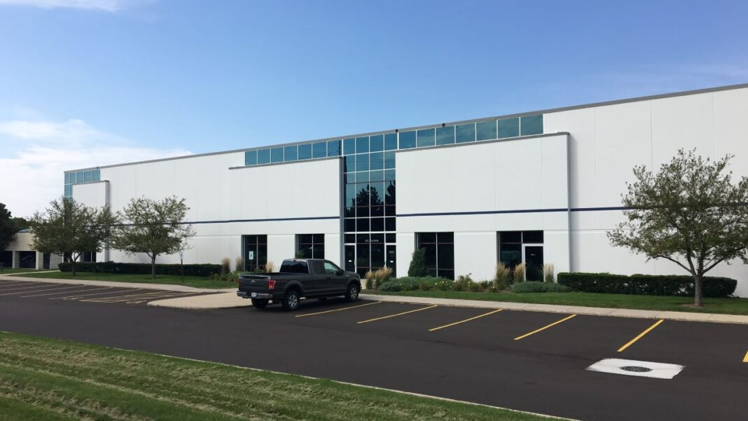 N25 W23040 Paul Road, Pewaukee. Photo courtesy of Colliers International   Wisconsin