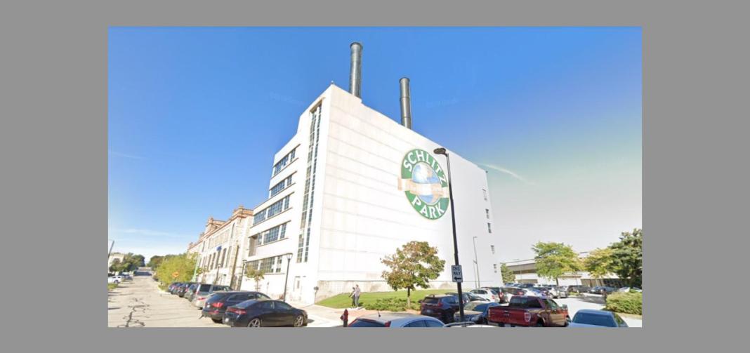 Schlitz Powerhouse building