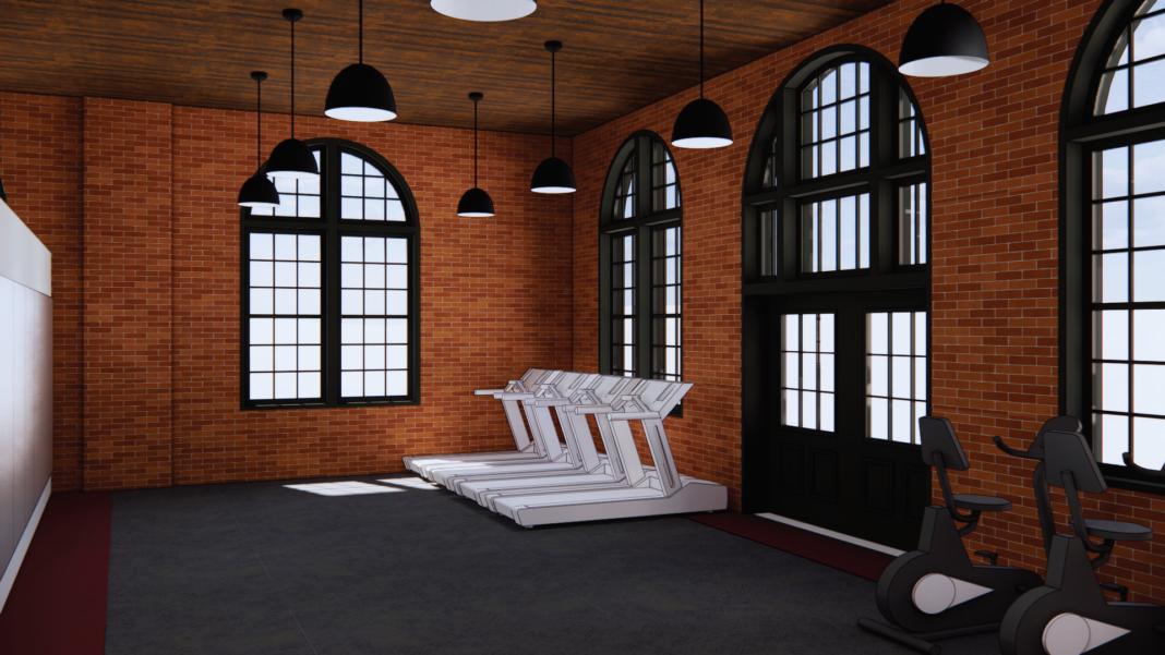 Rendering: Dan Beyer Architects