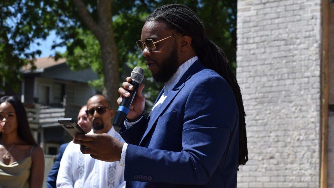 Mikal Wesley of Urbane Communities