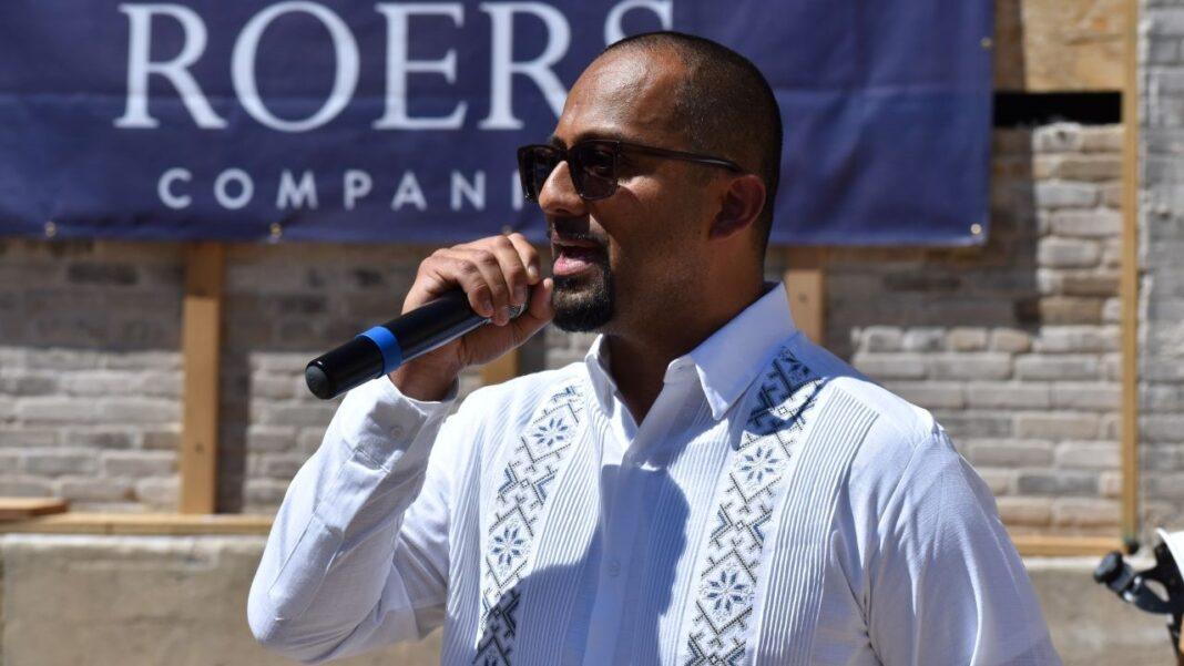 Joaquin Altoro, CEO of WHEDA