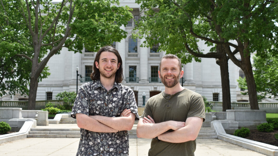 Fantm co-founders Ezra Boley and Finn Kuusisto have combined experience in embedded software engineering, regenerative biology and bioinformatics.