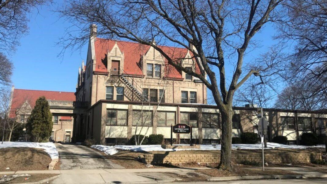 Gustav Pabst Mansion, 3030 W. Highland Blvd. Credit: The Barry Co.