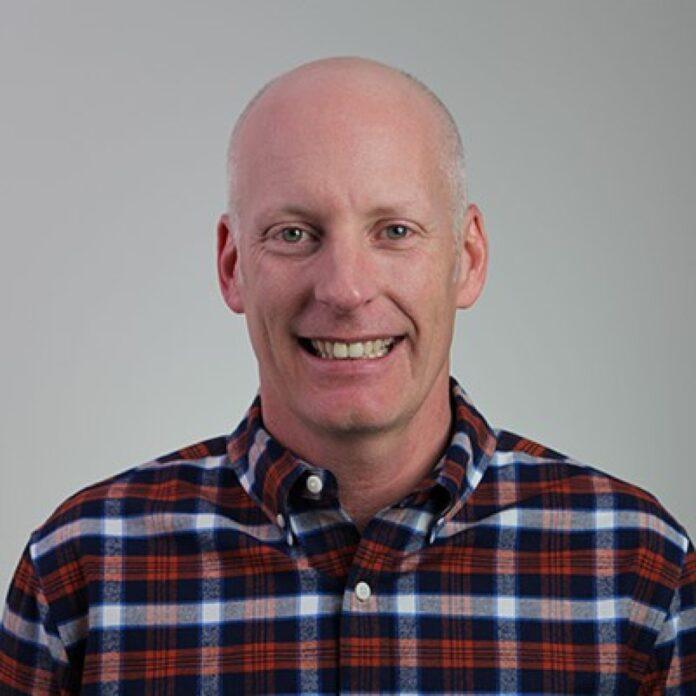 Centare CEO Tim Eiring. Photo courtesy of Centare.