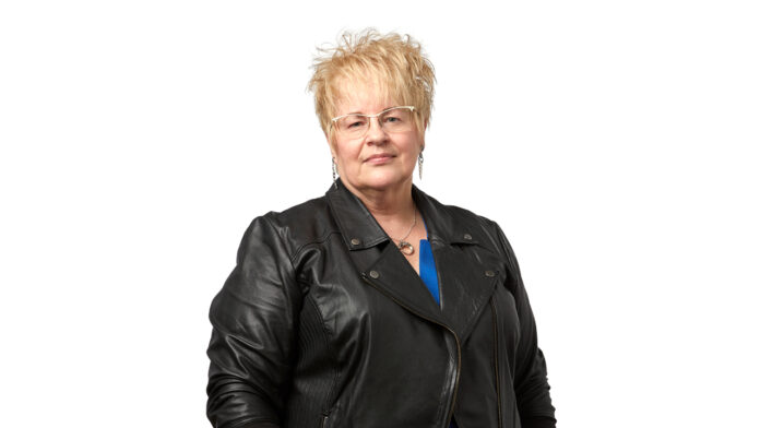 Never willing to settle, Ann Zell pushes her team toward greatness.