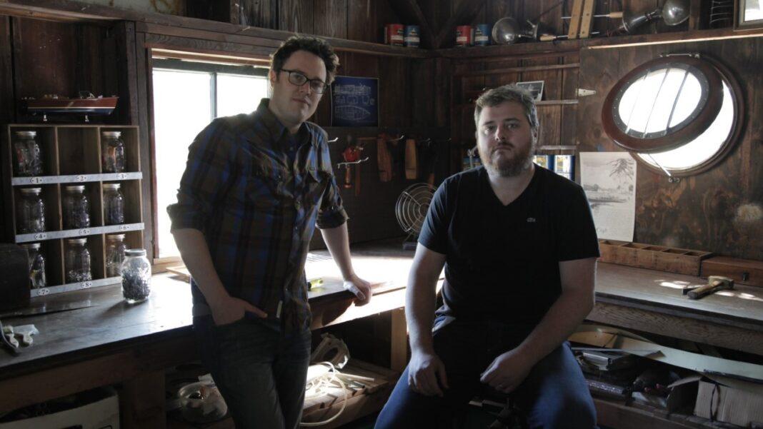 Pat Laughlin and Jon Laughlin