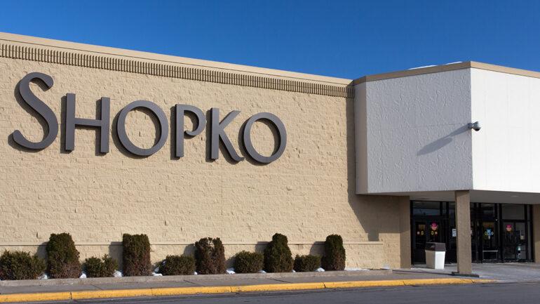 A Shopko store. Photo credit: Shutterstock.com