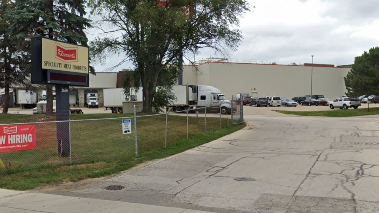 Klement's Chase Avenue facility. Credit: Google