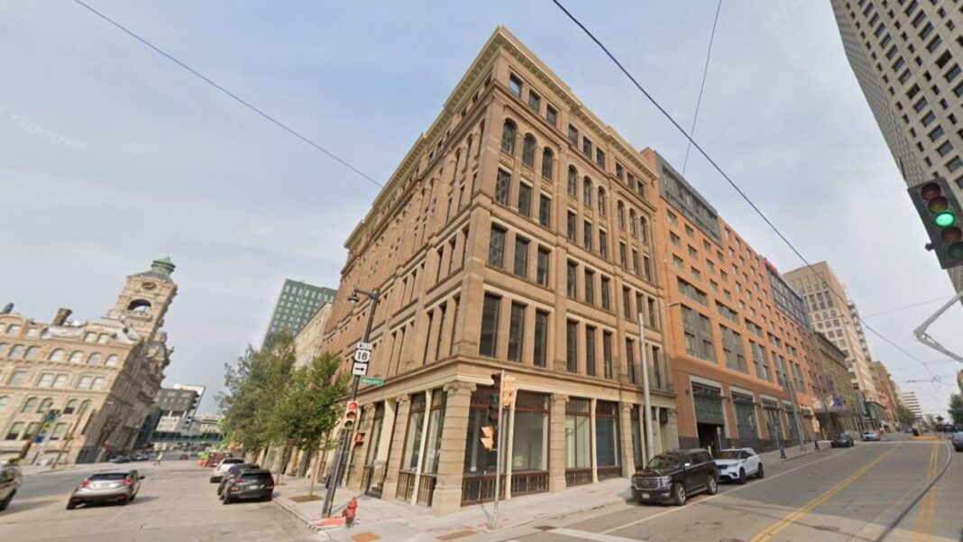McGeoch Building, downtown Milwaukee. Credit: Google