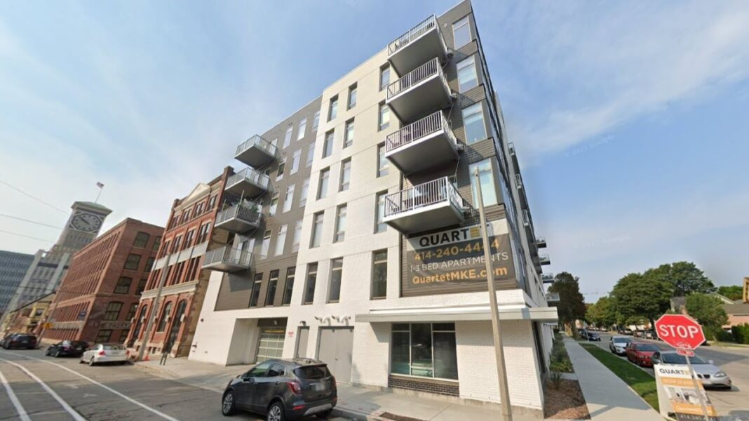 Quartet apartments. Credit: Google