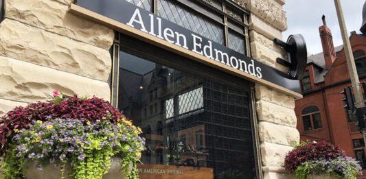 allen edmonds store