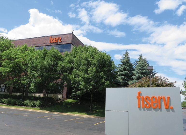 Fiserv Inc. corporate headquarters in Brookfield