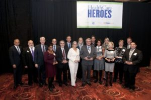 The annual BizTimes Media Health Care Heroes Awards salute the impact and accomplishments of people and organizations that are making a positive difference in the community on the front lines of health care.