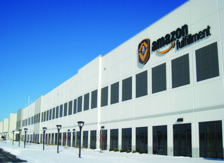Amazon fulfillment Kenosha