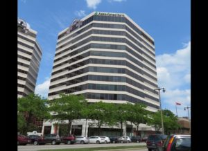 The Milwaukee Associated Banc-Corp offices.
