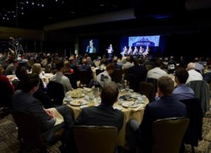 Another big crowd turned out for the BizTimes Commercial Real Estate Conference.