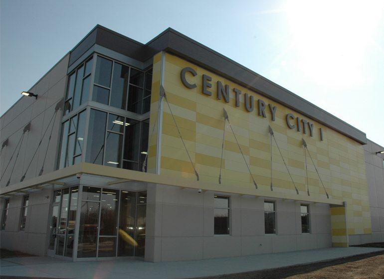 Century City 1 building