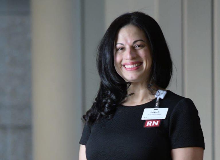 Erika Colón promotes more inclusion in health care