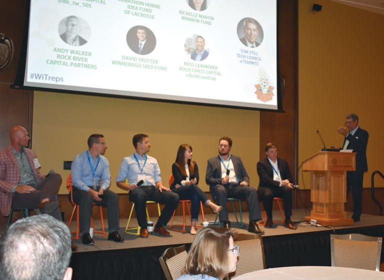 While small, Wisconsin venture capital community is growing