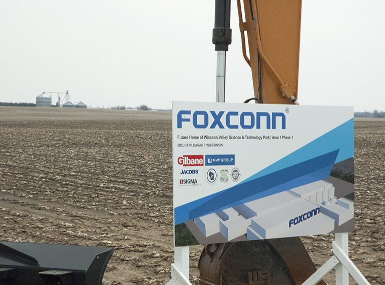 Five statewide Foxconn supply chain events set for this month