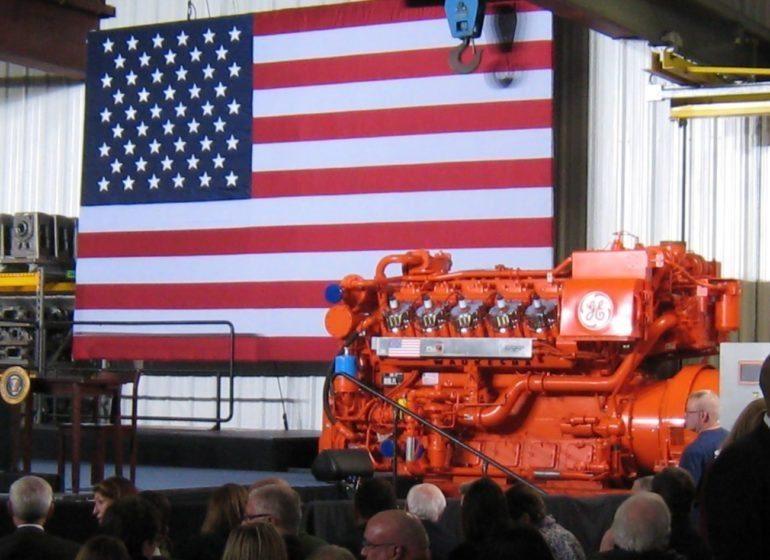 waukesha engine
