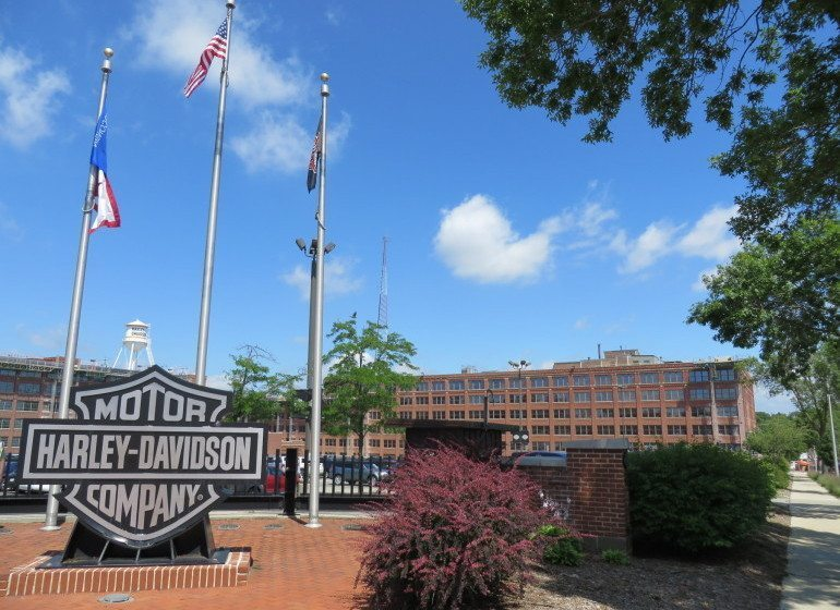 Harley-Davidson headquarters