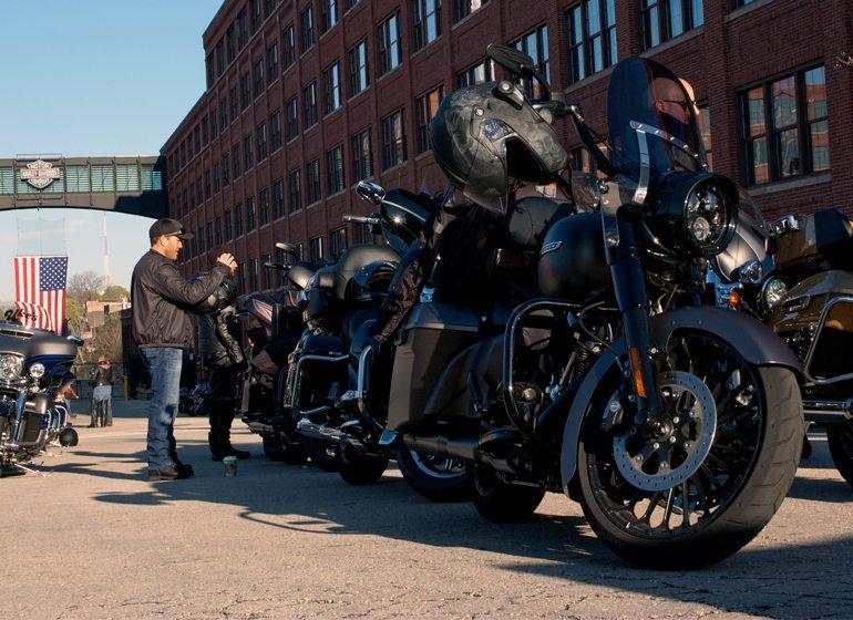 Harley-Davidson tariffs
