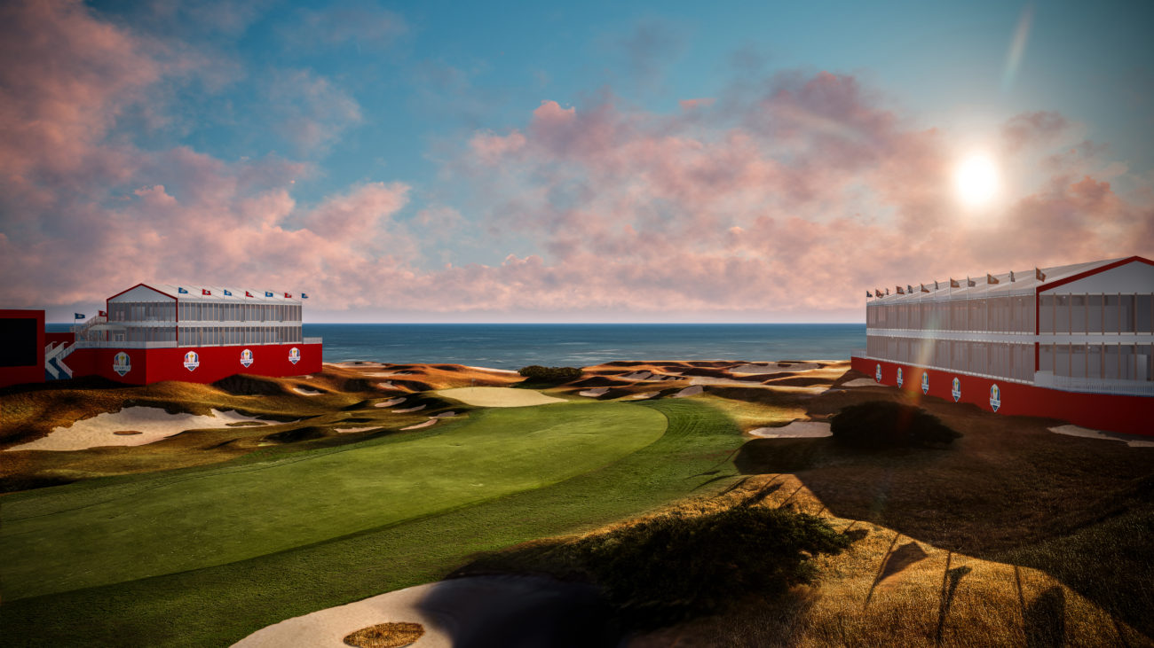 Who Won Ryder Cup 2020.Pga Plans Additional Hospitality Structure For 2020 Ryder