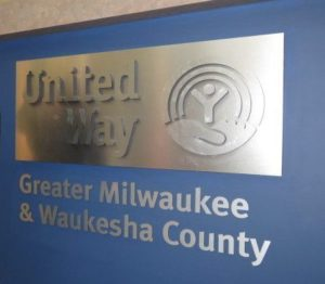 Gallagher and Young are charging United Way's mission at the local and international level.