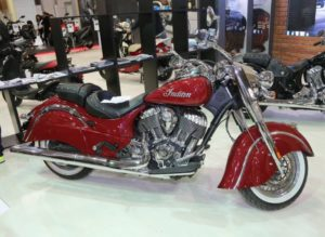 Indian motorcycle shutterstock