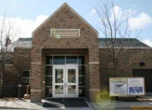 The Harry & Rose Samson Family Jewish Community Center.