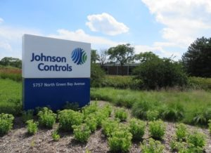 Johnson Controls Inc. headquarters