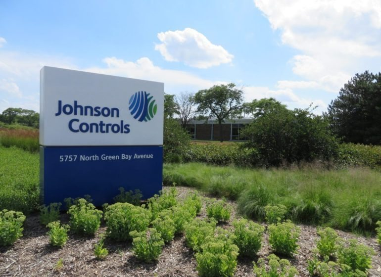 Johnson Controls Inc. headquarters