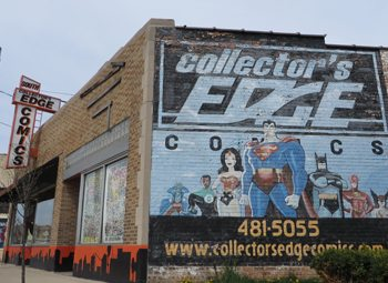 Collector's Edge Comics South