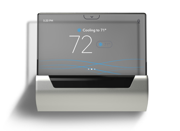 Johnson Controls launches high-end smart thermostat