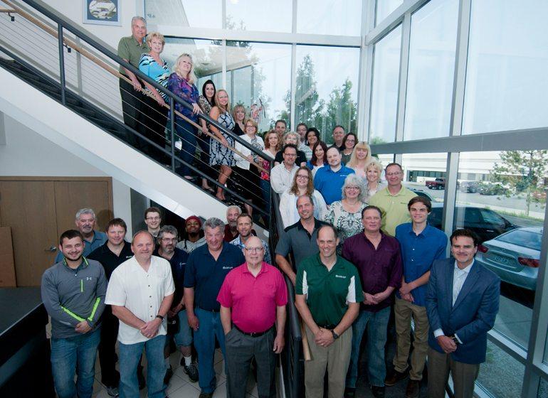 The Lakeland Supply Inc. team.
