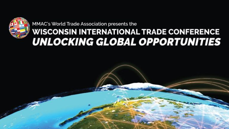Wisconsin International Trade Conference to offer keys to world business